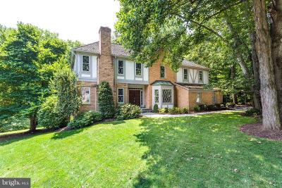 Vienna Single Family Home For Sale: 2030 Spring Branch Drive