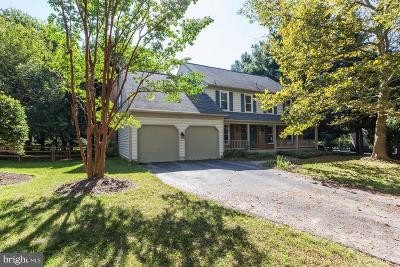 Gaithersburg Single Family Home For Sale: 12501 Copen Meadow Court