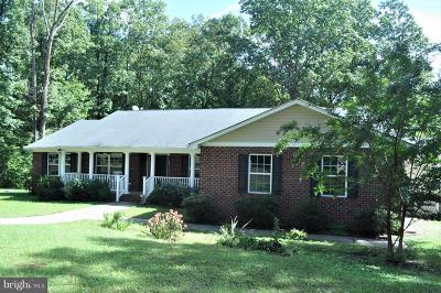 Single Family Home For Sale: 3437 Flat Run Road