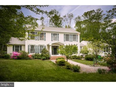 Princeton Single Family Home For Sale: 4680 Province Line Road