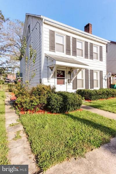 Waynesboro Single Family Home For Sale: 33 N Broad Street
