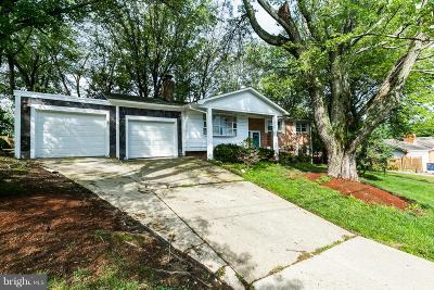 Temple Hills Single Family Home For Sale: 6205 Allen Court