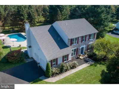 Chester Springs Single Family Home For Sale: 26 Seneca Court
