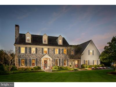 Bucks County Single Family Home For Sale: 1739 Lookaway Court