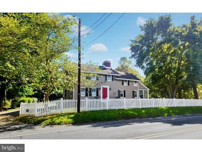 Princeton Single Family Home For Sale: 3760 Lawrenceville Road