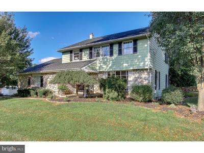 Bucks County Single Family Home For Sale: 242 Pebble Ridge Road