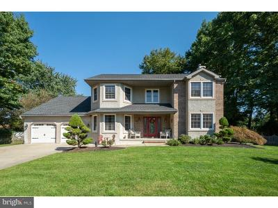 Cherry Hill Single Family Home Under Contract: 10 Bayberry Court