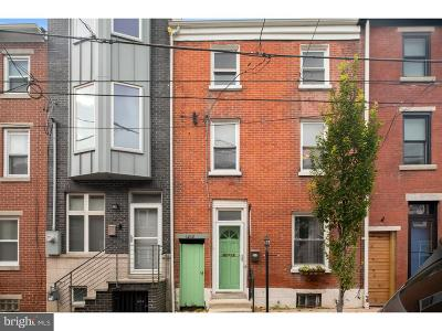 Northern Liberties Townhouse For Sale: 1240 N Palethorp Street