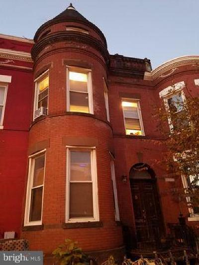 Multi Family Home For Sale: 5 New York Avenue NW