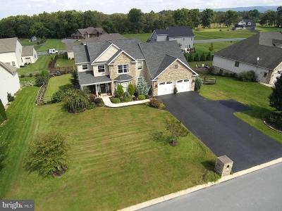 Chambersburg Single Family Home For Sale: 455 Eugene Drive