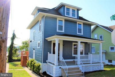 Baltimore City Single Family Home For Sale: 4619 Mannasota Avenue