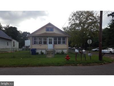 Burlington Single Family Home For Sale: 7 Central Avenue