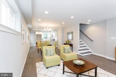 Single Family Home For Sale: 5323 Chillum Place NE