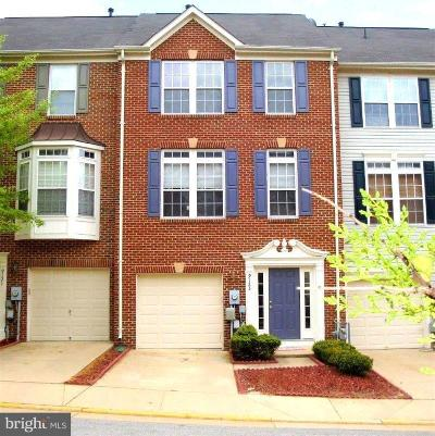 Lorton Townhouse For Sale: 9123 Aventon Court