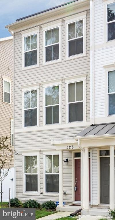 Anne Arundel County Townhouse For Sale: 328 White Oak Way