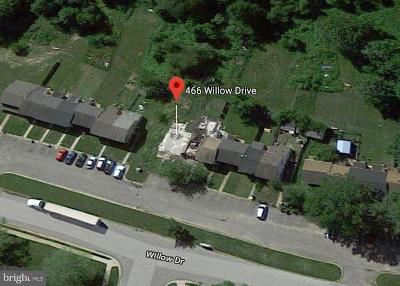Elkton Single Family Home For Auction: 466 Willow Drive
