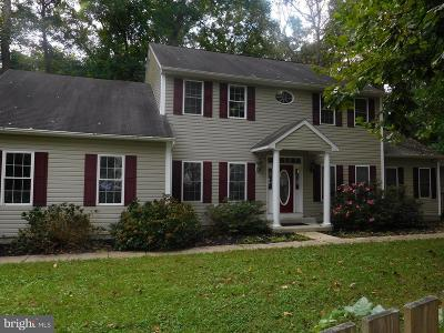 Crownsville Single Family Home For Sale: 435 Herald Harbor Road