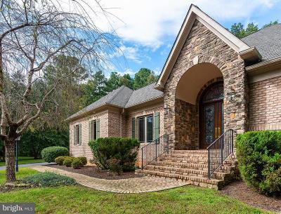 Spotsylvania Single Family Home For Sale: 11613 Stonewall Jackson Drive
