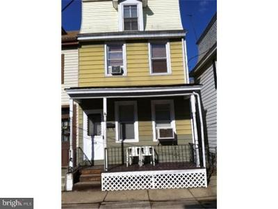 Burlington Single Family Home For Sale: 323 Penn Street