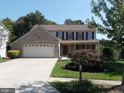 Bowie Single Family Home For Sale: 8505 Cory Drive