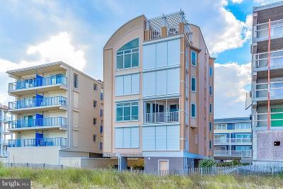 Willards, Berlin, Bishopville, Ocean City, Ocean Pines Condo For Sale: 13902 Wight Street #3