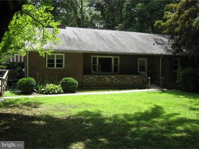Glen Mills Single Family Home For Sale: 928 Smithbridge Road