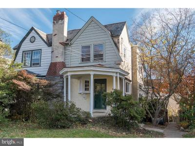 Ardmore Single Family Home Active Under Contract: 617 Georges Lane