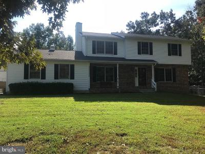 La Plata Single Family Home For Sale: 6705 Ashland Road