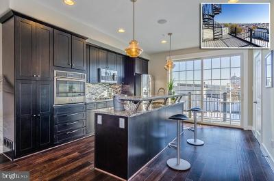Canton, Canton Company, Canton Cove, Canton East, Canton, Patterson Park, Canton/Brewers Hill, Canton/Lighthouse Landing Townhouse For Sale: 602 Dean Street
