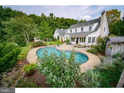Bucks County Single Family Home For Sale: 422 Stone Bridge Road
