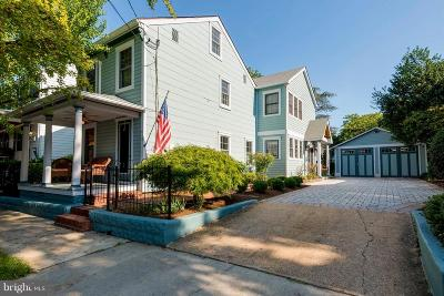Annapolis Single Family Home For Sale: 413 Third Street