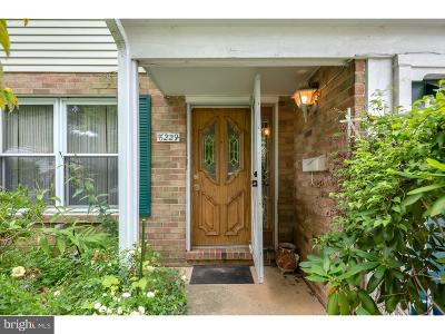 Bucks County Townhouse Active Under Contract: 6229 Madison Court