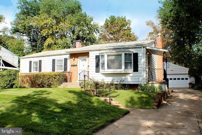 Rockville Single Family Home For Sale: 14706 Myer Terrace