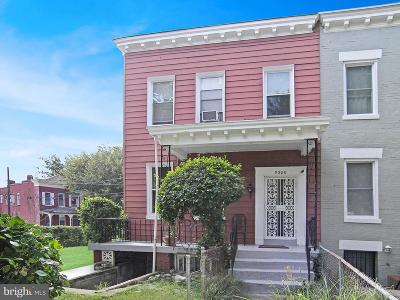 Petworth, Petworth/16th Street Heights, Petworth/Brightwood, Petwoth Townhouse For Sale: 5300 Illinois Avenue NW