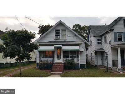Millville Single Family Home For Sale: 106 N 7th Street