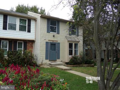 Montgomery County Townhouse Active Under Contract: 3665 Autumn Glen Circle