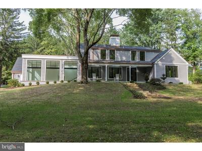 Princeton Single Family Home For Sale: 191 Hun Road