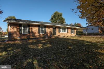 Culpeper Single Family Home For Sale: 12259 Randle Lane