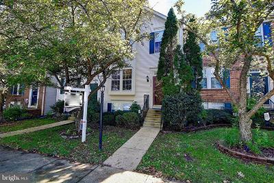 Ashburn Townhouse For Sale: 44947 Bourne Terrace