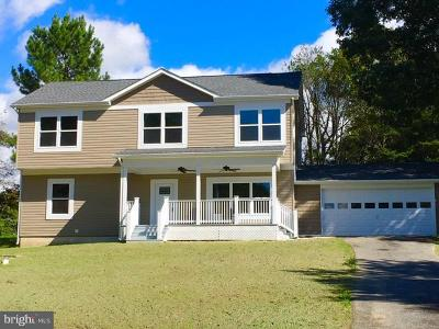 Frederick County Single Family Home For Sale: 5411 Sidney Road