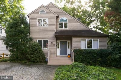 Annapolis Single Family Home For Sale: 135 S Homeland Avenue