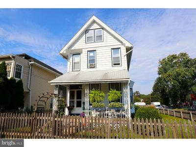 Jenkintown Single Family Home For Sale: 53 N Sylvania Avenue