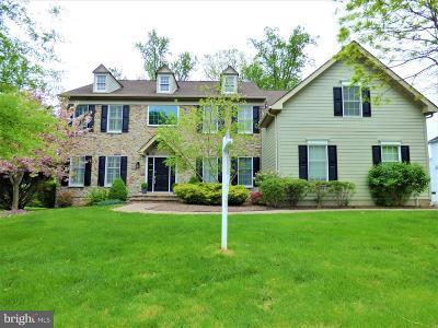 Bucks County Single Family Home For Sale: 2155 Blue Stem Drive
