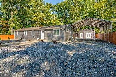 Accokeek Single Family Home For Sale: 317 Biddle Road