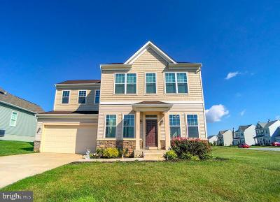 Charles Town Single Family Home For Sale: 113 Santmyer Way