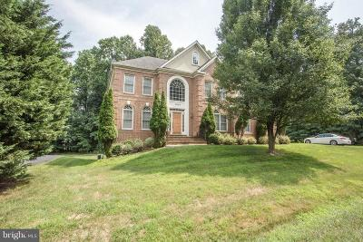 Brookeville Single Family Home For Sale: 2800 Gold Mine Road