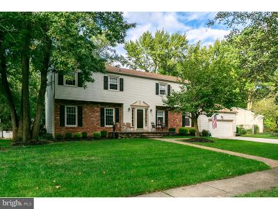 Cherry Hill Single Family Home For Sale: 103 Greenvale Road