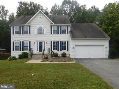 Spotsylvania Single Family Home For Sale: 6118 Salisbury Drive
