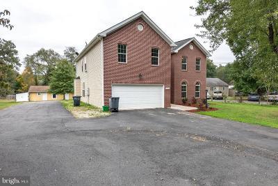 Manassas Single Family Home For Sale: 7523 Pine Street