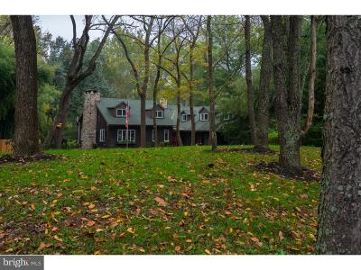 Bucks County Single Family Home For Sale: 105 Stoney Hill Road